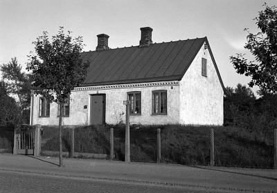 Soldattorpet å2 1936.  Bilden är tagen av Edward Rosengren.