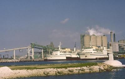Limhamns hamn med flera av dragörbåtarna. FOTO: Annie Tufvesson