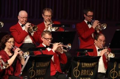 Limhamns Brassband.