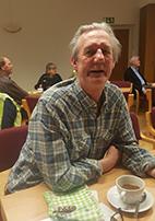 Roland Ohrstrand gör comeback i Museiföreningen.