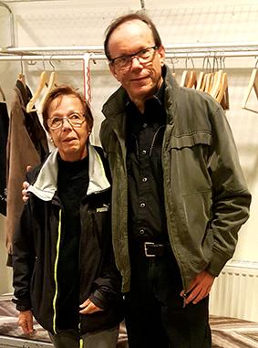 Yvonne o Åke