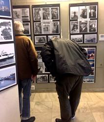 Vår utställning Limhamn- Dragör-utställningen visades på nytt här och vem minns inte hur det var att åka med dessa färjor.