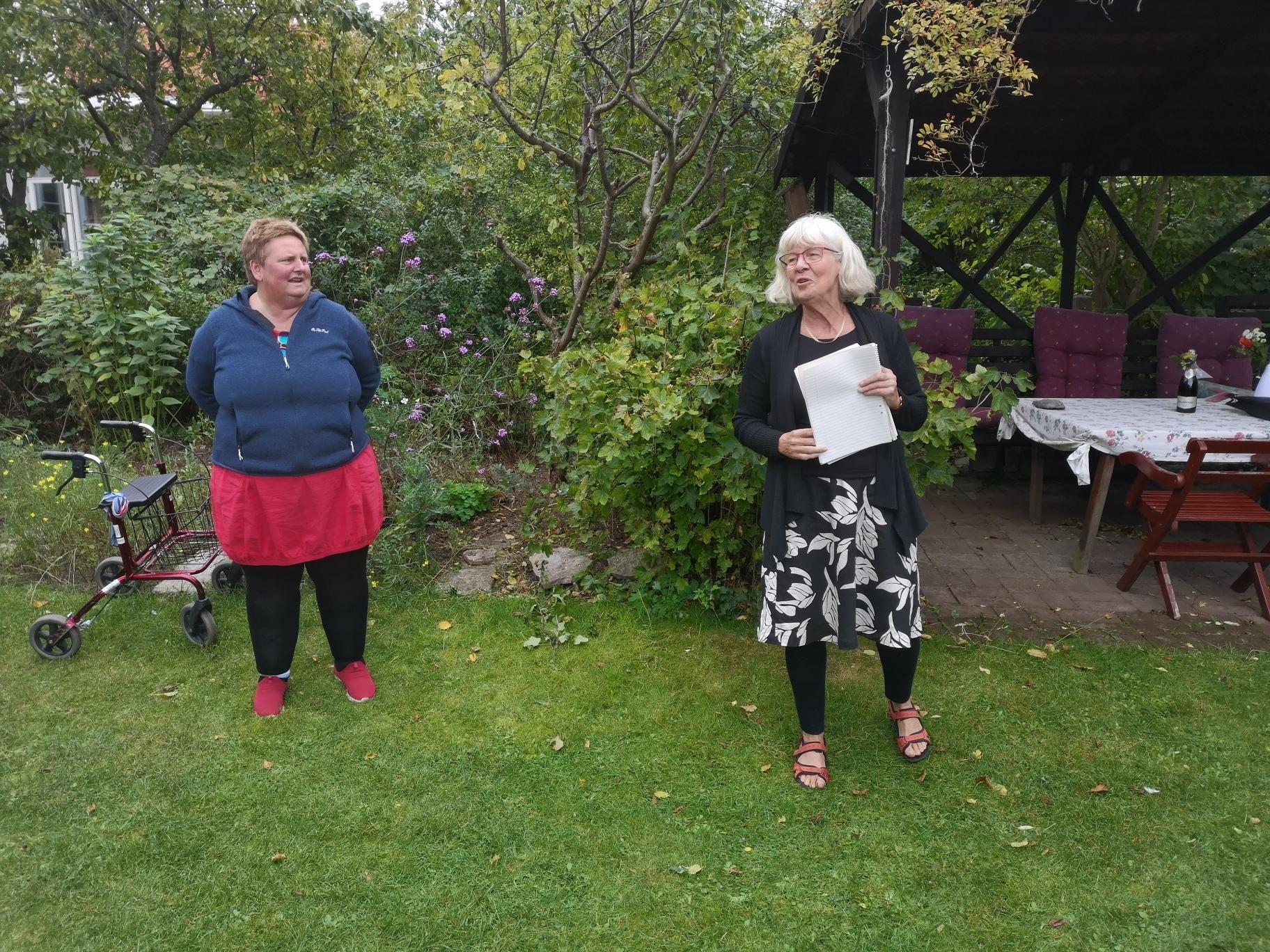 Jeanette Rosengren och Elisabeth Ivansson samtalar om den nyutsläppta boken Nybyggare i Malmö. Krageholmsgatans framväxt.