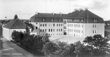 Linnéskolan 100 år